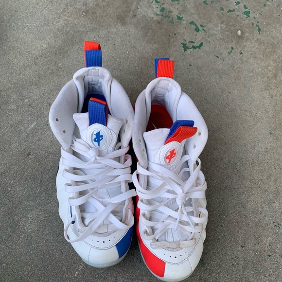 Shoes   Nike 4th Of July Foamposite